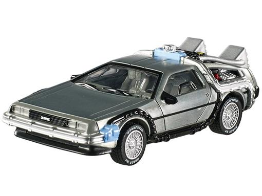 Delorean: Time Machine - Back To The Future -