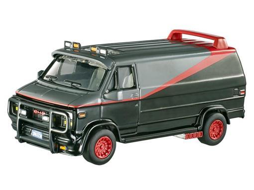 GMC: A-Team Van -