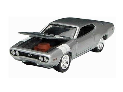 Plymouth: GTX (1972) - 1:64