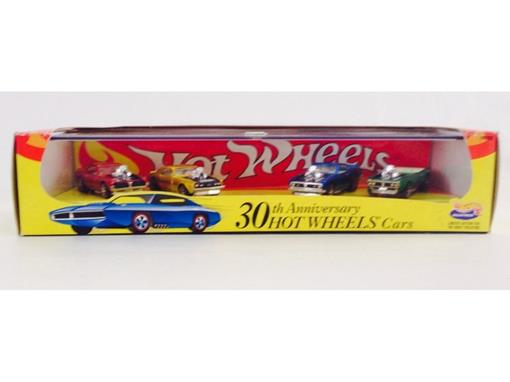 Set: Hot Wheels - 30th Anniversary Cars - 1:64