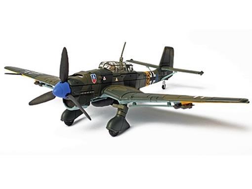 German Army: Junkers Ju 87B Stuka (Eastern Front 1943) - 1:72