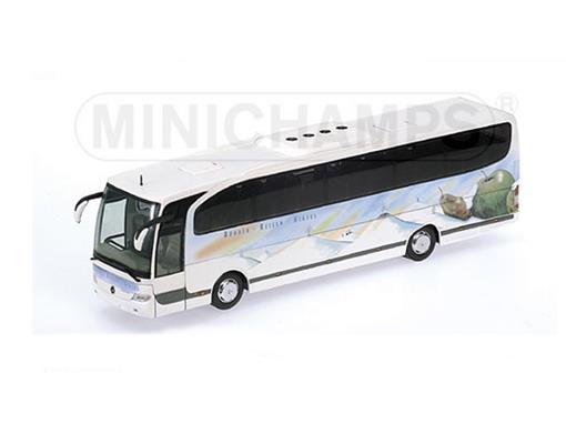Mercedes Bens: Travego Bus - Buhrer - Reisen - 1:43
