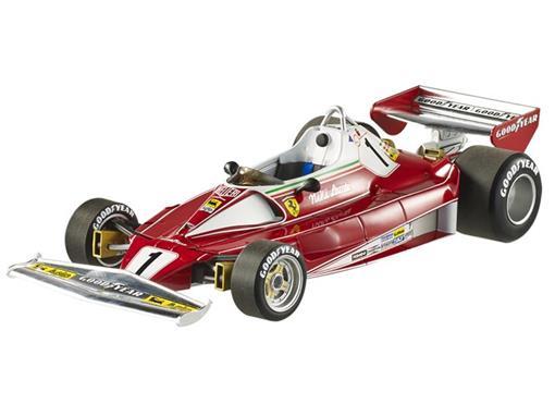 Ferrari: F1 312 T2 - Nikki Lauda - Monaco GP 1976 1:18
