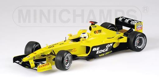 Jordan: Ford EJ13 - G. Fisichella (2003) - 1:43