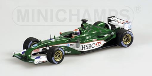 Jaguar Racing: R4 -  J.Wilson (2003) - 1:43