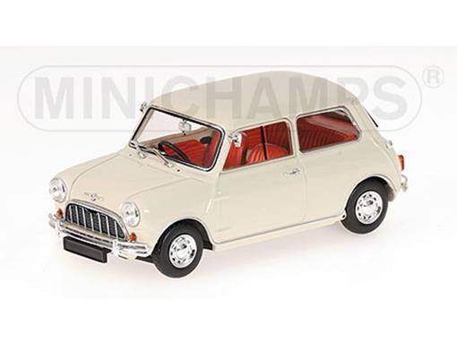 Morris: Mini 850 MK I (1960) - Branco - 1:43