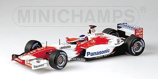 Panasonic Toyota Racing F1: TF103 O. Panis (2003) - 1:43