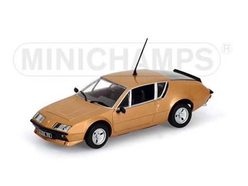 Renault: Alpine A 310 (1976) - Cobre - 1:43