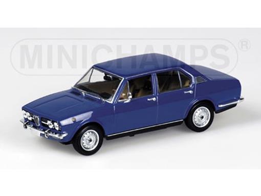 Alfa Romeo: Alfetta 1.8 (1972) - Azul - 1:43