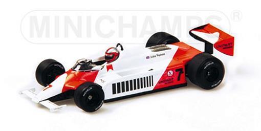 McLaren: Ford MP4 - J.Watson (1981) - 1:43