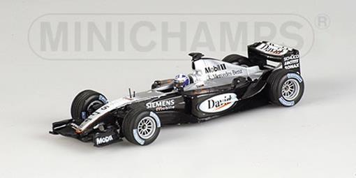 McLaren: Mercedes MP4-18 Testcar - D. Coulthard (2003) - 1:43