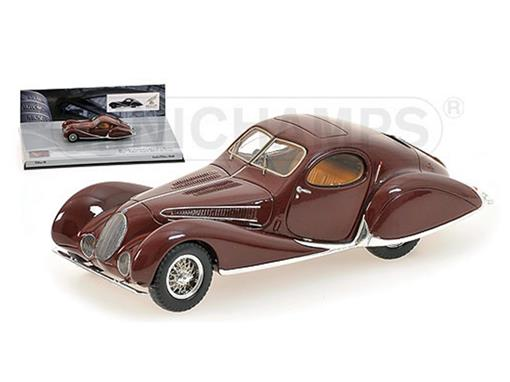 Talbot Lago: T150-C-SS Coupe (1937) - 1:43