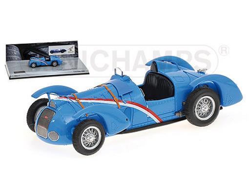 Delahaye: 145 V-12 - Grand Prix (1937) - 1:43
