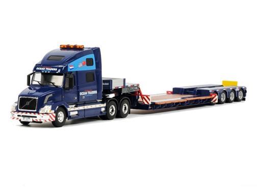 Volvo: VN 780 - W/ Euro Lowloader -