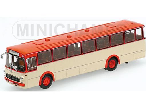 Mercedes Bens: O 317 K Bus (1966) - 1:43