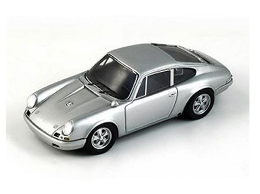 Porsche: 911 R (1967) - Prata - 1:43