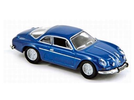 Renault: Apline A110 Rallye - 1973 - Azul - HO - 1:87