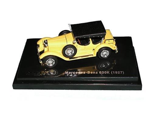 Mercedes Benz: 630K - 1927 - HO