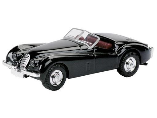 Jaguar: XK 120 - Conversível - Preto - HO