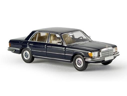 Mercedes Benz: 450 SEL (W116) - 1972 - Azul - HO
