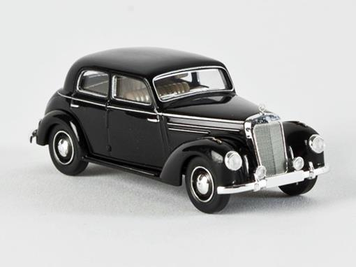 Mercedes Benz: 220 Limousine (w187) - Preto - HO
