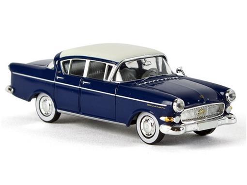 Opel: Kapitan P 2.5 - Azul - HO