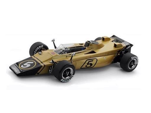Team Lotus: Type 56B - Emerson Fittipaldi #5 - GP Italia - (1971) - 1:18