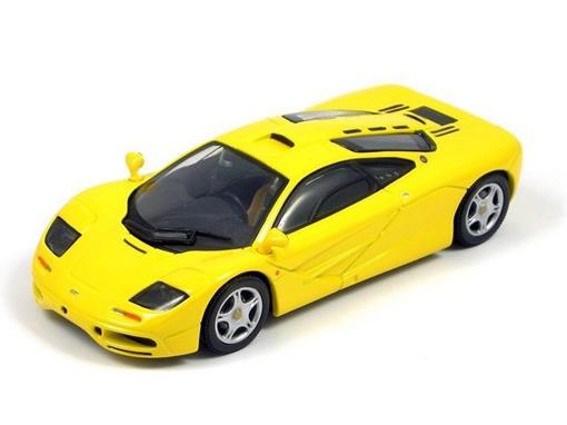 McLaren: F1 Roadcar (1993) Amarela - 1:12