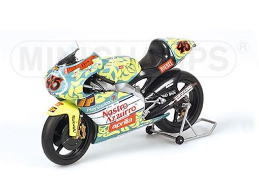 Aprilia: RSW 250ccm - Valentino Rossi - Mugello GP (1999) - 1:12 - Minichamps