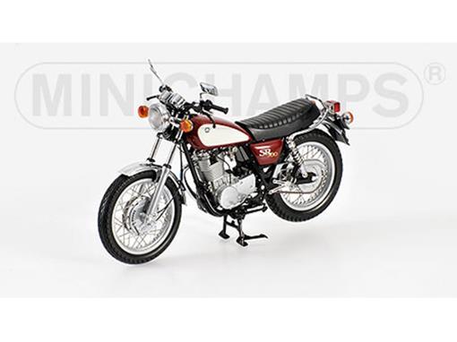 Yamaha: SR 500 (1998) - Vermelha - 1:12