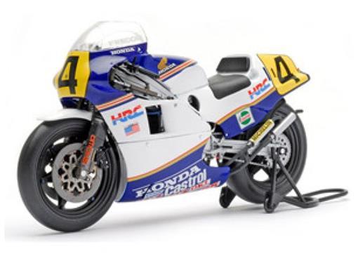 Honda: NSR500 - F. Spencer #4 - GP 1985 - 1:12 - Minichamps