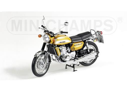 Suzuki: 850 GT 750 J - Water Cooled - (1972) - Dourada - 1:12