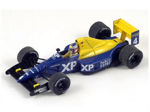 Tyrrell F1: 018 #4 - Jean Alesi - French GP 1989 - 1:43