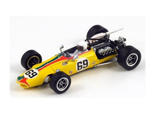 Eagle: T1F #69 - Al Pease - Canadian GP 1969 - 1:43