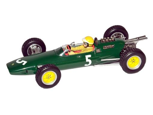 Lotus: 25 #5 - Trevor Taylor - British GP 1963 - 1:43