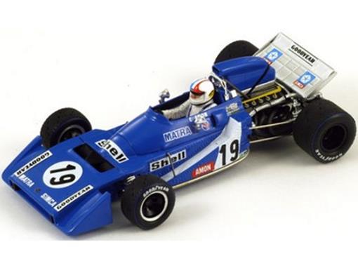 Matra: MS120B - Chris Amon #19 - South African GP (1971) - 1:43