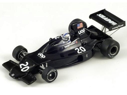 Shadow: DN1 - George Follmer #20 - 3e Spain GP (1973) - 1:43