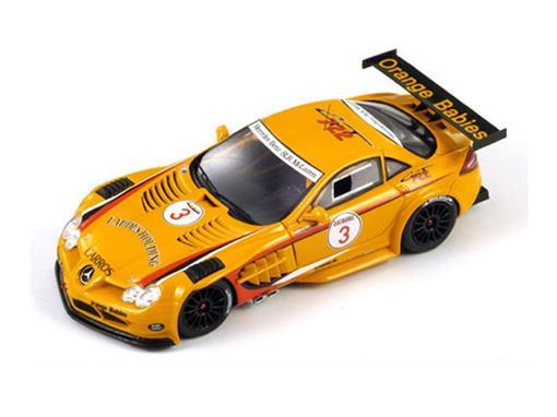 Mercedes Benz: SLR - Klaas Hummel #3 - GT Trophy (2008) - 1:43