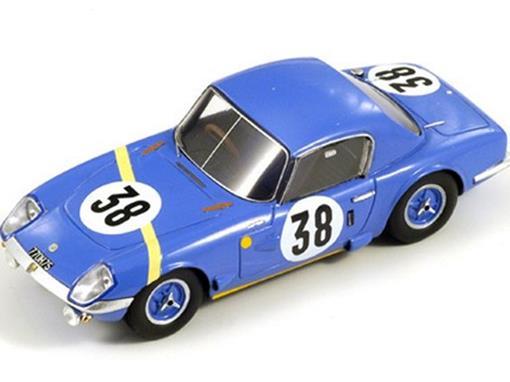 Lotus: Elan 26R - P. Gele / R. Richard #38 - Le Mans (1964) - 1:43