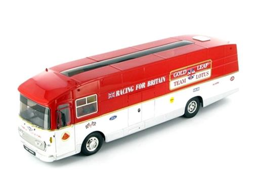 Gold Leaf: Transporter Team Lotus (1970) - 1:43