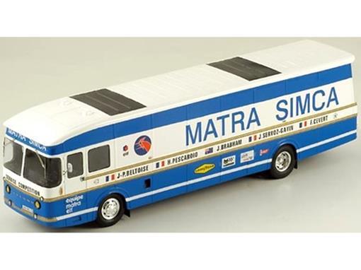 Matra-Simca: Transporter (1970) - 1:43