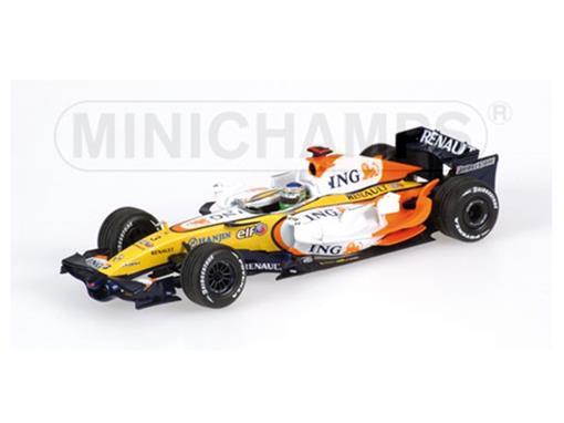 Renault: F1 Team R27 - G. Fisichella (2007) - 1:43