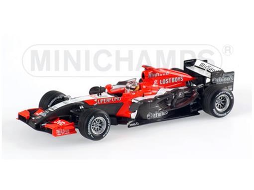 MF1 Racing: Toyota M16 - T. Monteiro (2006) - 1:43