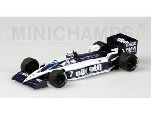 Brabham BMW: BT55 - R.Patrese (1986) - 1:43