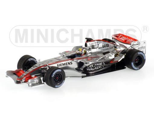 McLaren Mercedes: MP4-21 - J.P Montoya (2006) - 1:43