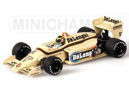 Arrows BMW: A8 - Gerhard Berger (1985) - 1:43