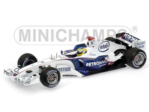 BMW Sauber: F1 06 - N. Heidfeld -