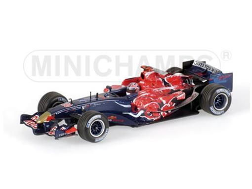Toro Rosso: Cosworth Str1 - V. Liuzzi (2006) - 1:43
