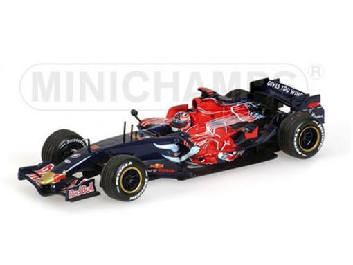 Scuderia Toro Rosso: Str2 - V. Liuzzi (2007) - 1:43