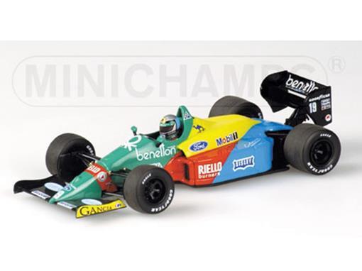 Benetton: Ford B188 - A. Nannini (1988) - 1:43